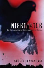 Cover of: Night Watch | Sergei Lukyanenko