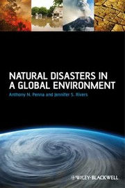 Cover of: Natural Disasters In A Global Environment