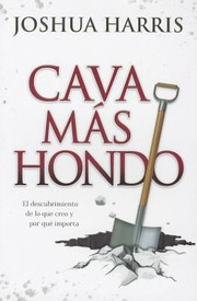 Cover of: Cava Mas Hondo