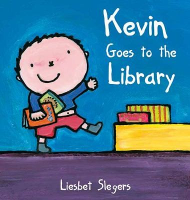 Kevin Goes To The Library by