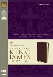 Cover of: Study BibleKJVLarge Print