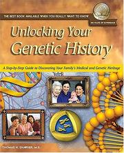 Cover of: Unlocking Your Genetic History