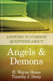 Cover of: Answers To Common Questions About Angels Demons