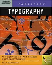 Cover of: Exploring Typography