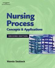 Cover of: Nursing Process