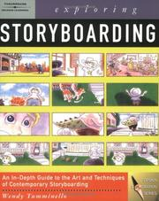 Cover of: Exploring Storyboarding