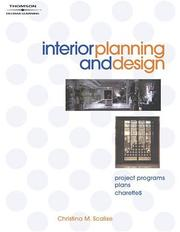 Cover of: Interior Planning and Design