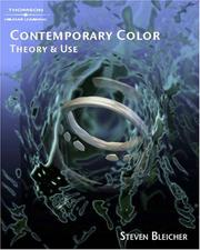 Cover of: Contemporary Color | Steven Bleicher