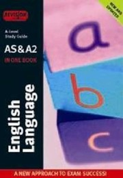 Cover of: English Language Alevel Study Guide
