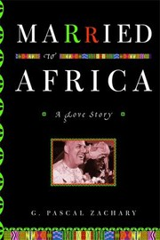 Cover of: Married to Africa