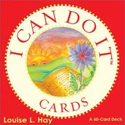 Cover of: I Can Do It Cards (Beautiful Card Deck)