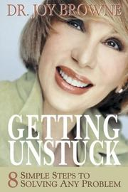 Cover of: Getting Unstuck