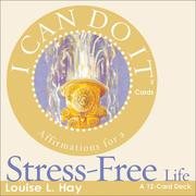 Cover of: I Can Do It Cards, Stress Free (I Can Do It Cards)