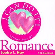 Cover of: I Can Do It Cards, Romance (I Can Do It Cards)