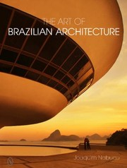 Cover of: The Art Of Brazilian Architecture