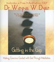 Cover of: Getting in the Gap