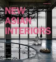 Cover of: New Asian Interiors