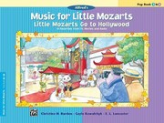 Cover of: Music for Little Mozarts  Little Mozarts Go to Hollywood Bk 34