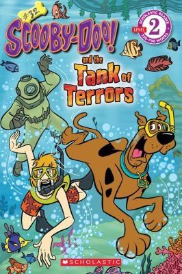 Scoobydoo And The Tank Of Terrors by