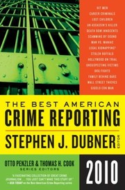 Cover of: The Best American Crime Reporting 2010