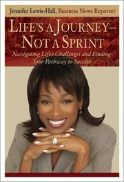 Cover of: Life's A Journey - Not A Sprint