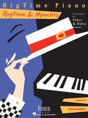 Cover of: Bigtime Piano Ragtime Marches