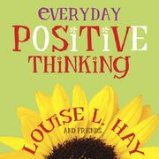 Cover of: Everyday Positive Thinking