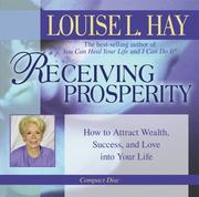 Cover of: Receiving Prosperity