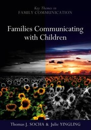 Cover of: Families Communicating With Children