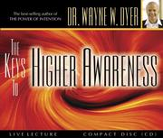 Cover of: The Keys to Higher Awareness