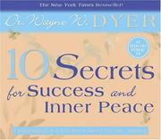 Cover of: 10 Secrets for Success and Inner Peace