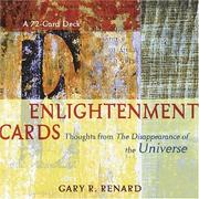 Cover of: Enlightenment Cards