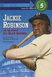 Cover of: Jackie Robinson and the Story of AllBlack Baseball