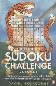 Cover of: The Penguin Sudoku Challenge