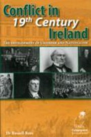 Cover of: Conflict In 19th Century Ireland The Development Of Unionism And Nationalism