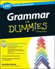 Cover of: 1001 Grammar Practice Problems For Dummies
