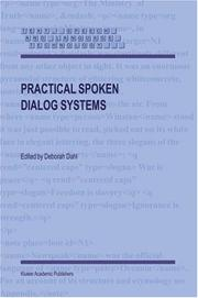 Cover of: Practical Spoken Dialog Systems (Text, Speech and Language Technology)