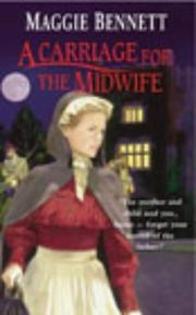 Cover of: A Carriage for the Midwife | Maggie Bennett