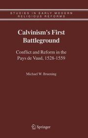 Cover of: Calvinism