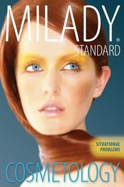 Cover of: Milady Standard Cosmetology Situational Problems