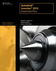 Cover of: Autodesk Inventor 2012 Essentials Plus
