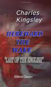 "Cover of: Hereward the Wake, ""Last of the English"""