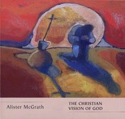 Cover of: The Christian Vision Of God
