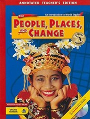 Cover of: Florida Holt People Places and Change