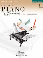 Cover of: Accelerated Piano Adventures