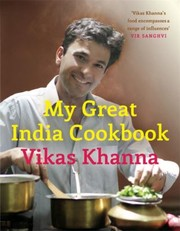 Cover of: My Great Indian Cookbook