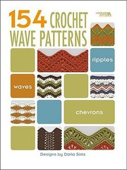 Cover of: 154 Crochet Wave Patterns