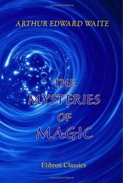 Cover of: The Mysteries of Magic