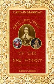 Cover of: The Children of the New Forest