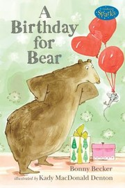 Cover of: Birthday For Bear Candlewick Sparks